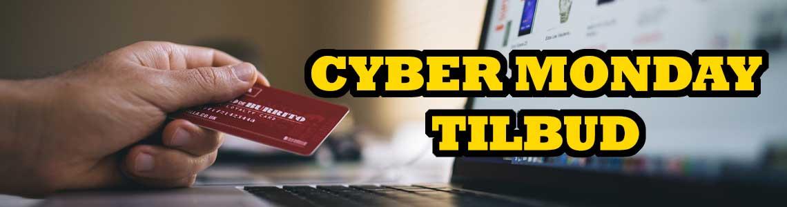 Cyber Monday Tilbud i Danmark 2017